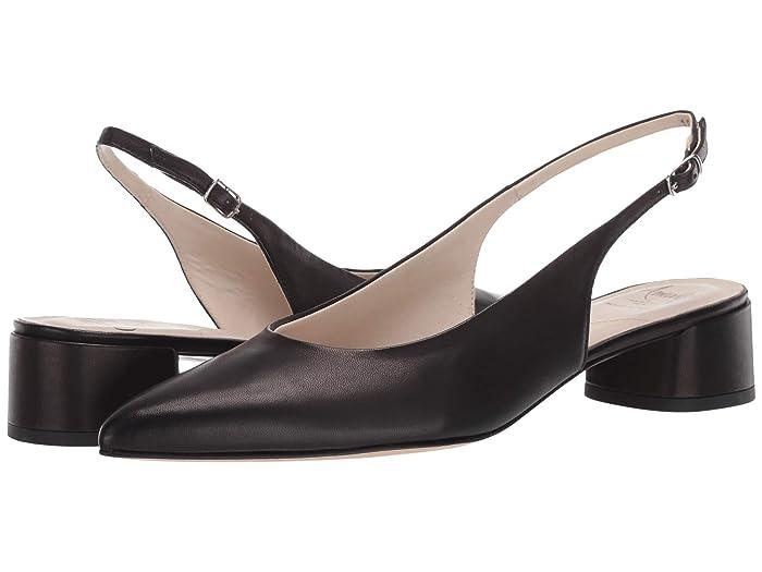 Amalfi by Rangoni  Anzio (Black Parmasoft) Womens  Shoes