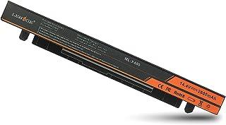 Lenoge Nueva Batería de Ordenador Portátil A41-X550A para ASUS as-x450A41-X550A41-X550A a32-x550X450EA X550X550C X550D X552CL X552EA fx50jk F550C R510CA Negro
