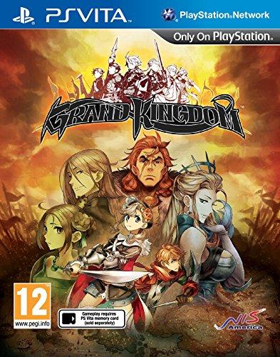 Grand Kingdom [Importación Inglesa]