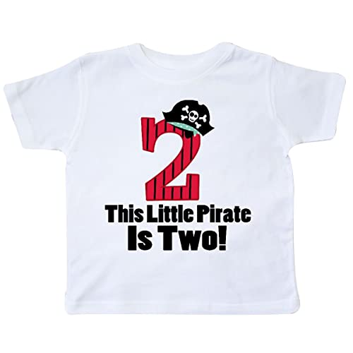 Arr I/'m 3 Pirate Birthday Party Three Year Old Toddler//Infant Kids T-Shirt Funny