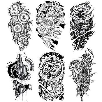 Best mechanical tattoos Reviews