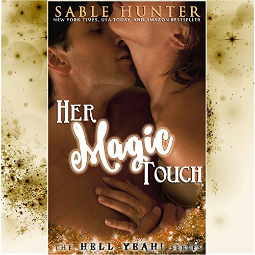 Her Magic Touch audiobook cover art
