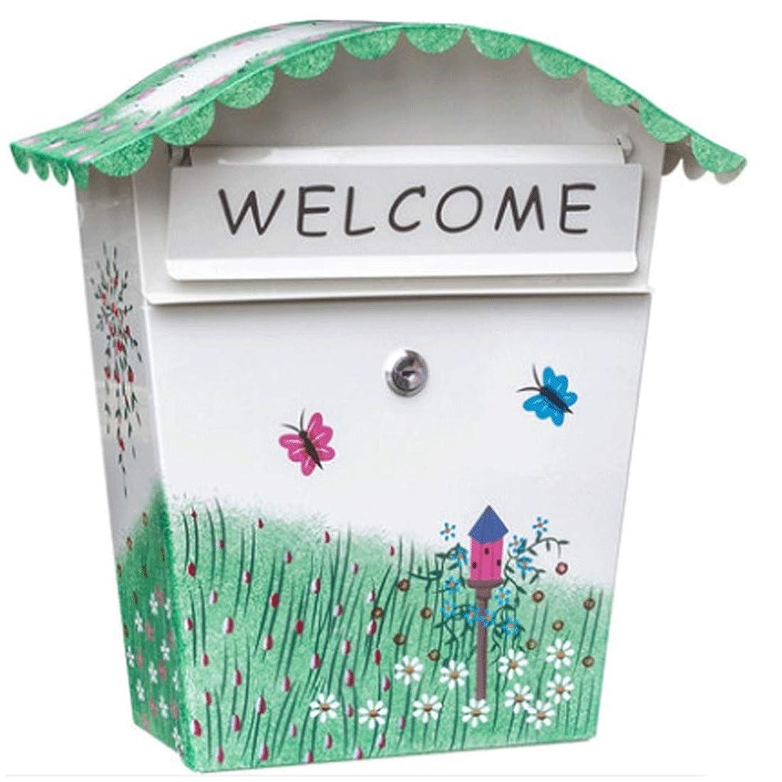 薄いです最も早い比類なきメールボックス牧畜用メールボックス壁用メールボックスロック付き防水メールボックス屋外用メールボックスクラスメールボックス
