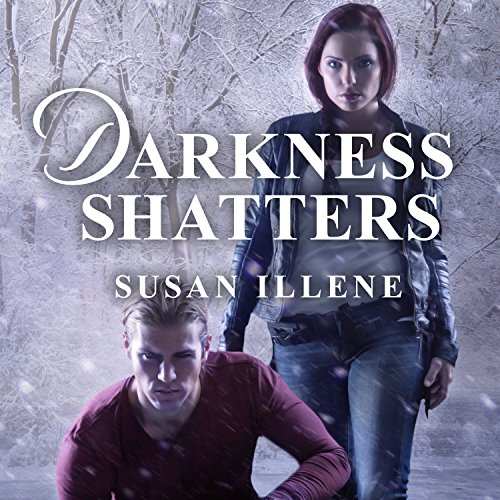 Darkness Shatters audiobook cover art