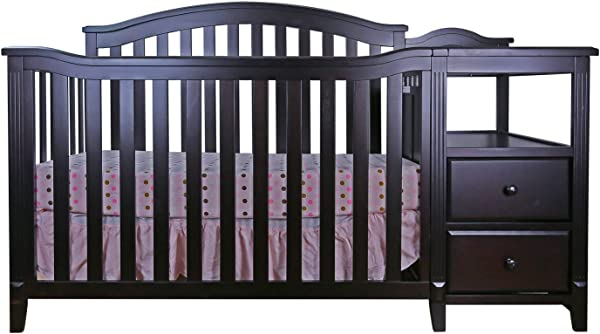 AFG Kali 4 In 1 Crib With Changer Expresso