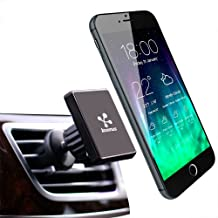 Koomus Magnetos Universal Air Vent Magnetic Cradle-Less Smartphone Car Mount Holder