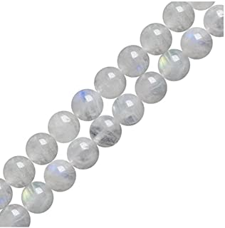 Natural Silky Moonstone Gemstone,Faceted Drop Beads,Wire Wrappped Making Jewelery,Gemstone Size 3x5 mm,Full 1 StrandsX 9 inches,BL-78