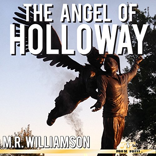 The Angel of Holloway audiobook cover art