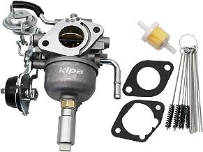 KIPA Carburetor For Cummins 5410765 541-0765 48-2042 Onan 5500 Grand Marquis Gold generator HGJAB-901D, With Mounting Gaskets Fuel Filter & Carbon Dirt Jet Cleaner Tool Kit