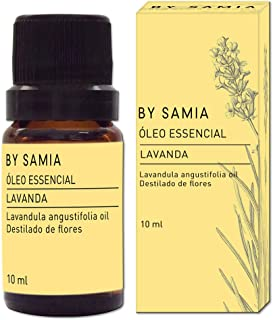 Óleo Essencial de Lavanda 10 ml, By Samia, Multicor