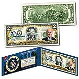 Joe Biden Presidential Series #46 Official Legal Tender $2 Bill w/Folio