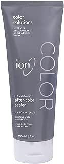 Ion Color Defense After Color Sealer