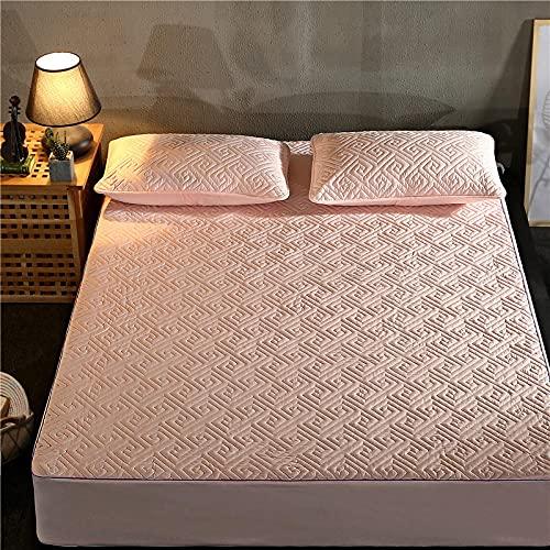 XGguo Protector de colchón - Protector de colchón...