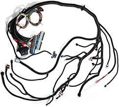 JahyShow Standalone Wiring Harness For 03-07 Cadillac LS Vortec +4L60E 4.8 5.3 6.0 Multec