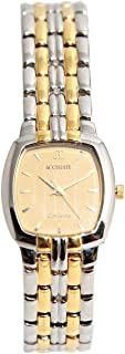 Casual Watch for Women by Accurate, Multi Color, Tonneau, ALQ584T