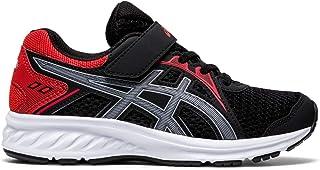 ASICS Unisex_Child 1014A034-008_30,5 Running Shoes, Black, 11 UK