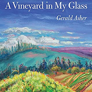A Vineyard in My Glass cover art