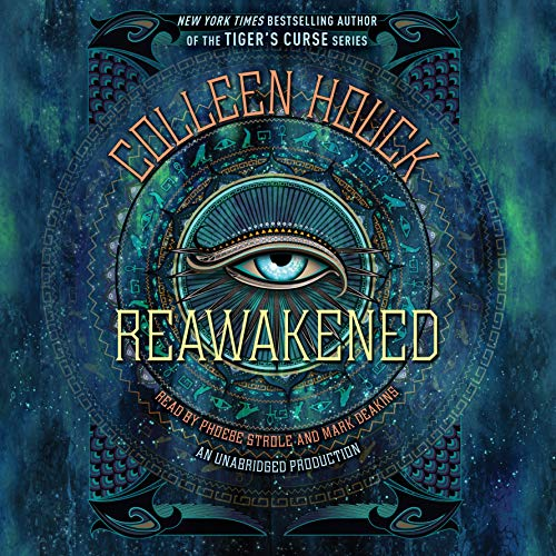Reawakened audiobook cover art
