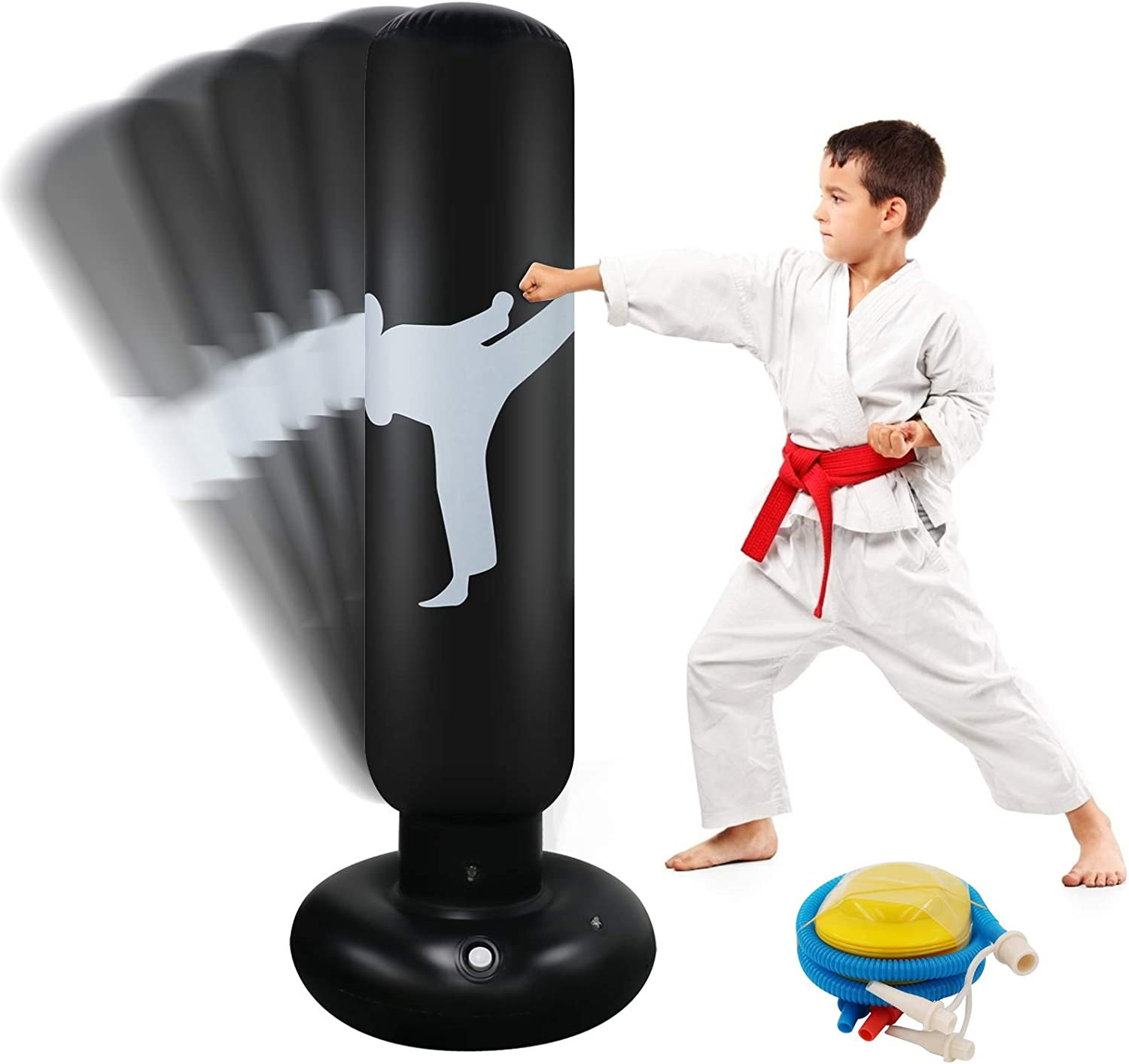 Focus Punching All stores are sold Bags Inflatable Bag for Inch Fr Kids Fixed price for sale 63