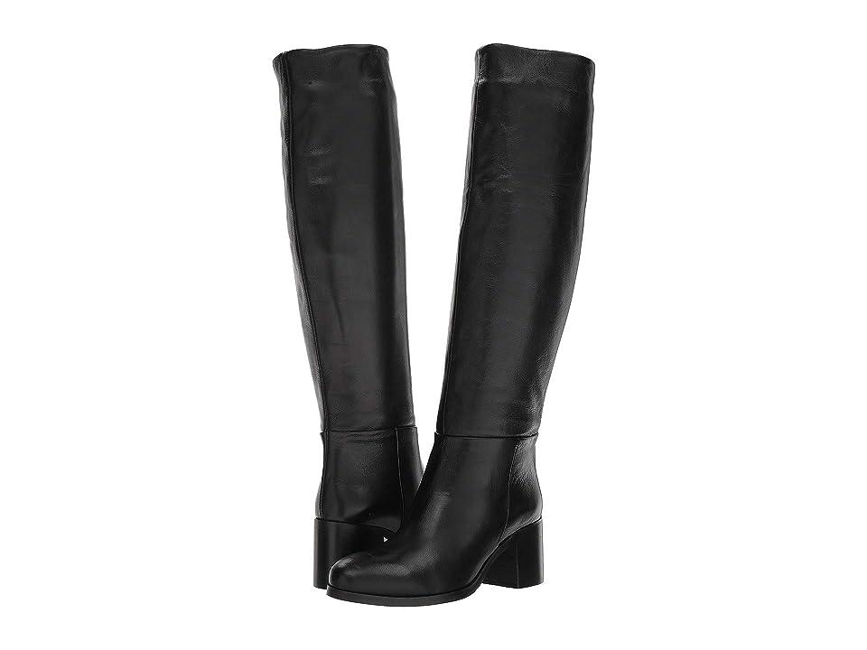 Cordani Belinda (Black Leather) Women