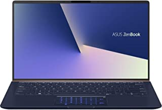 ASUS ZenBook 14 UX433FA Ultra-Slim Home and Business Laptop (Intel 8th Gen i7-8565U Quad Core, 16GB RAM, 2TB PCIe SSD, 14