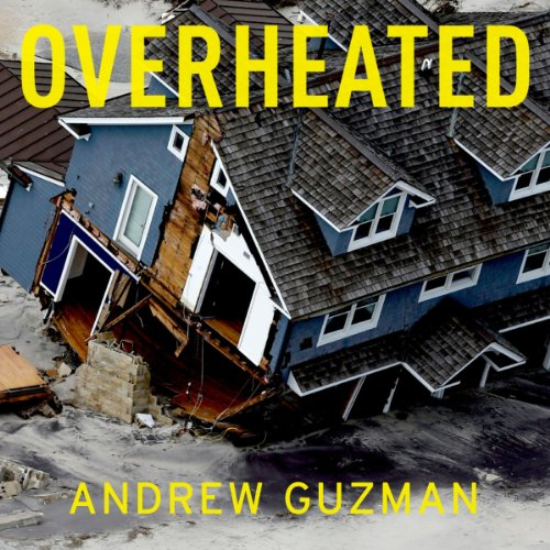 Overheated audiobook cover art