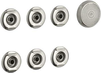 Kohler K 9696 Bn Flexjet Whirlpool Trim Kit Vibrant Brushed Nickel Faucet Trim Kits Amazon Com