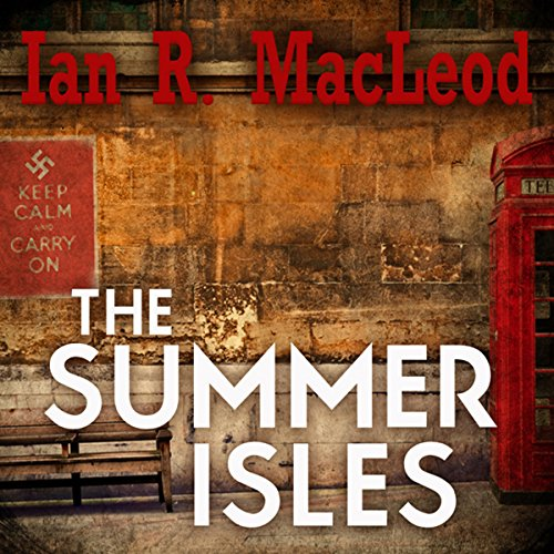 The Summer Isles audiobook cover art