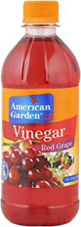 American Garden Red Grape Vinegar, 473 ml