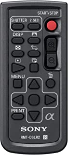 Sony RMT-DSLR2 draadloze afstandsbediening voor DSLR- en NEX-camera