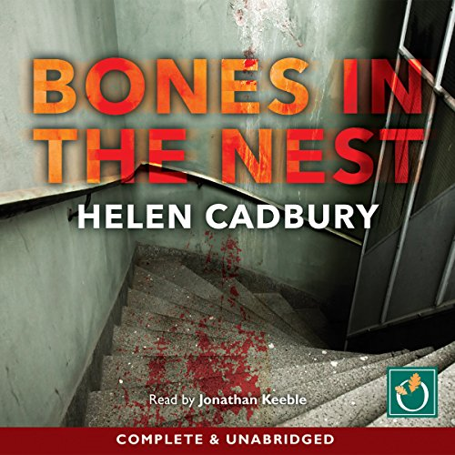 Bones in the Nest audiobook cover art