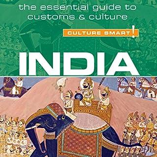 India - Culture Smart! audiobook cover art