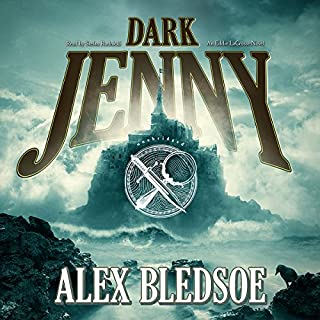 Dark Jenny  audiobook cover art