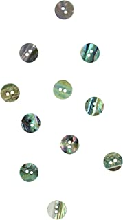 Abalone (Paua) Shell Button (10MM [16L])