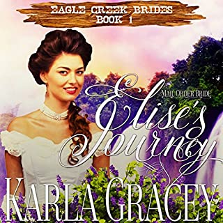 Mail Order Bride - Elise's Journey audiobook cover art