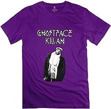 Mans Ghostface Killah Custom Funny Yellow Tshirt By RRG2G