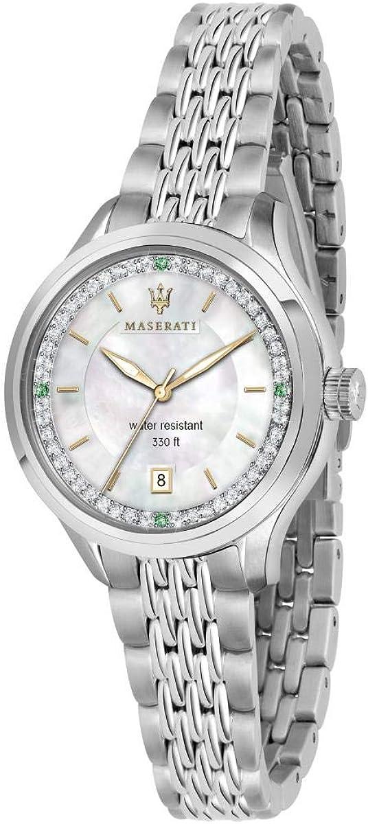 Reloj para Mujer, Colección TRAGUARDO, de Acero, Cristales - R8853112513