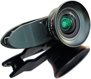 YASHICA スマホ用カメラレンズ(ブラック)スリーイー YASHICA LENS