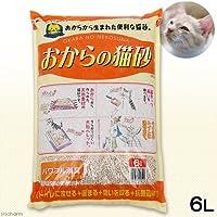 常陸化工 おからの猫砂 6L