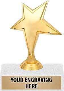 lion trophy award