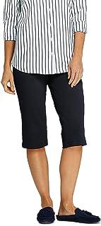 Lands' End Women's Petite Sport Knit Capri Pants