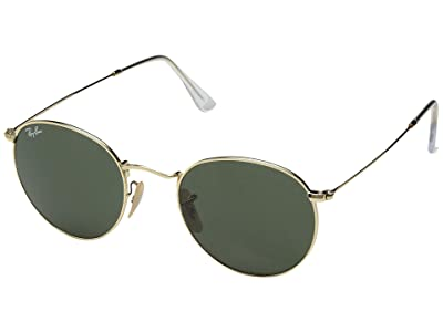 Ray-Ban 0RB3447 Round Metal 50mm