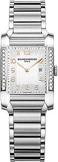 Baume and Mercier Hampton Square Women's Quartz Watch MOA10023