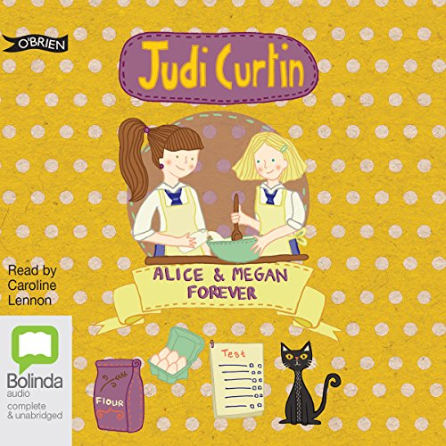 Alice & Megan Forever audiobook cover art