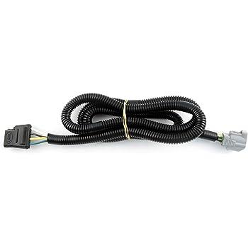[SCHEMATICS_4PO]  Amazon.com: CURT 56083 Vehicle-Side Custom 4-Pin Trailer Wiring Harness for  Select Lexus RX 450h, Lexus RX 350: Automotive | Lexus Trailer Wiring Harness |  | Amazon.com