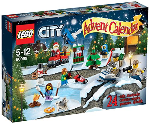 LEGO City 60099 - Adventskalender