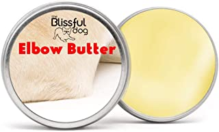 The Blissful Dog Elbow Butter Moisturizes Your Dog's Elbow Calluses - Dog Balm