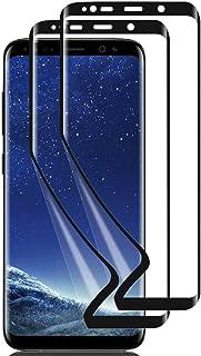 Galaxy Note9 フィルム【2枚セット】ギャラクシー Note9 SC-01L SCV40 用画面保護フィルム 柔らかいTPU素材 指紋認証対応 剥がしにくい 気泡ゼロ 傷修復 高透過率 ケースと干渉せず ギャラクシー Note9 SC...