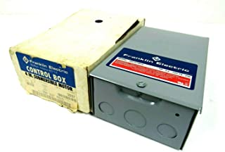 Franklin Electric Control Box 3/4HP 230V 1Phase