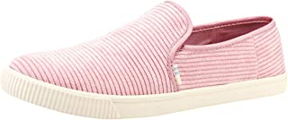 TOMS Women's Clemente Canvas Ankle-High Slip-On Shoes